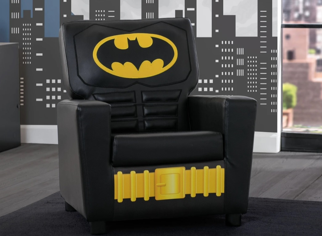 Where can I buy black batman chair with ottoman?