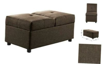 Accent Chair with Ottoman | Under $200
